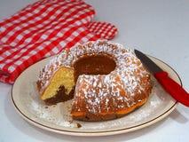 Торт кольца стоковое изображение rf