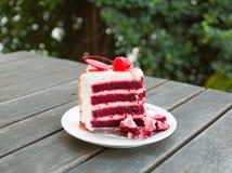 Торт клубники Стоковые Изображения RF