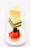 торт малый стоковая фотография