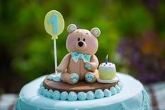 Торт медведя Стоковые Фото