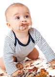 торт младенца Стоковые Изображения RF