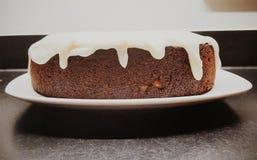 Торт моркови Стоковые Фотографии RF