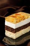 Торт мусса Стоковое Фото