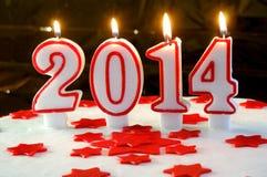 Торт на Новый Год Стоковая Фотография RF