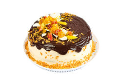 торт домодельный стоковые фотографии rf