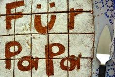 Торт (папа ¼ r FÃ) Стоковые Фото