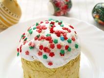 торт пасха домодельная Стоковая Фотография
