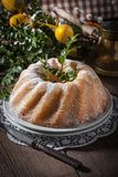 торт пасха традиционная Стоковое Изображение RF
