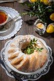 торт пасха традиционная Стоковая Фотография RF