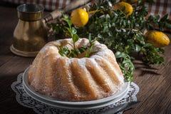 торт пасха традиционная Стоковое Изображение
