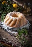 торт пасха традиционная Стоковые Фото