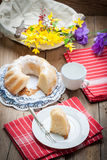 торт пасха традиционная Стоковые Фотографии RF