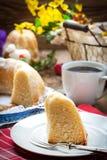 торт пасха традиционная Стоковое Фото
