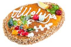 торт пасха традиционная Стоковое фото RF