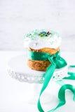 торт пасха традиционная Стоковая Фотография
