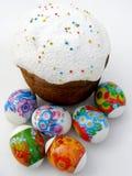 торт пасха Стоковая Фотография RF