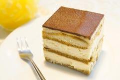 Торт печениь Стоковая Фотография