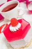 торт печенья вкусный Стоковое Изображение