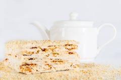 Торт печенья слойки Стоковые Изображения RF