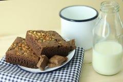 Торт пирожного хлебопекарни Стоковые Изображения