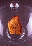 Торт под стеклом Стоковые Изображения