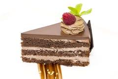 Торт Праги стоковые фото