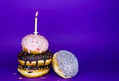 Торт праздника стоковое фото