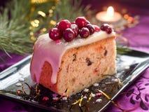 Торт плодоовощ стоковое фото rf