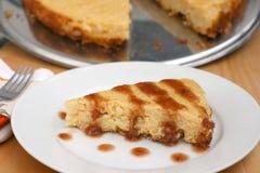 Торт рисового пудинга Стоковые Изображения