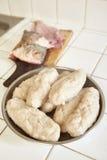 Торт рыб Стоковая Фотография