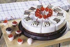 торт свежий стоковая фотография rf