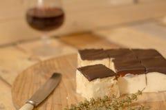 Торт суфла стоковое фото rf