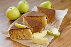 Торт с манной крупой Стоковая Фотография RF