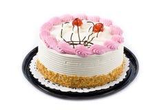 торт цветастый Стоковое Фото