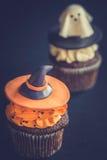 Торт чашки ведьмы Стоковые Фото