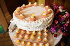 Торт чашки Стоковая Фотография RF