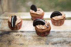 Торт чашки olelo печенья Стоковая Фотография RF