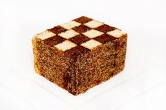 Торт шахмат Стоковые Фото