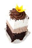 Торт шоколада Стоковое фото RF