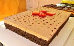 Торт шоколада Стоковые Изображения RF
