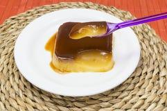 Торт яичного желтка Стоковые Фотографии RF