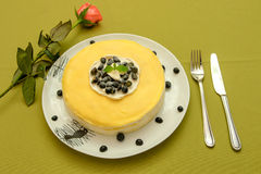 Торт Стоковое Фото