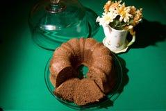 Торт 3 Bunt Стоковое Фото