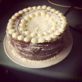 Торт Choco Стоковое фото RF