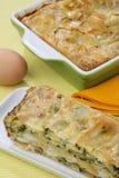 торт eggs тыква Стоковая Фотография RF