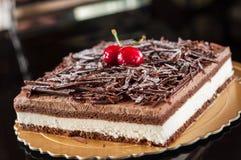 Торт Schwarzwald стоковые фотографии rf