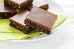 Торт Tiffin Стоковое Изображение RF