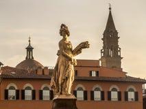 Тоскана, Флоренс Стоковое фото RF