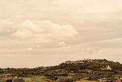 Тоскана Стоковое Изображение RF