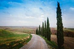 Тоскана Стоковое фото RF